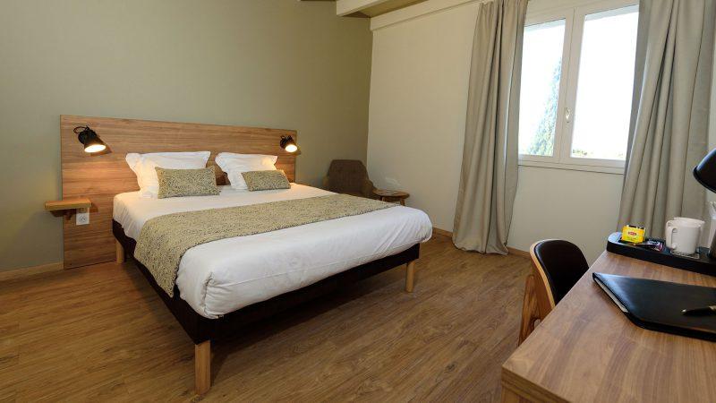 Hotel de charme en Provence : chambre double