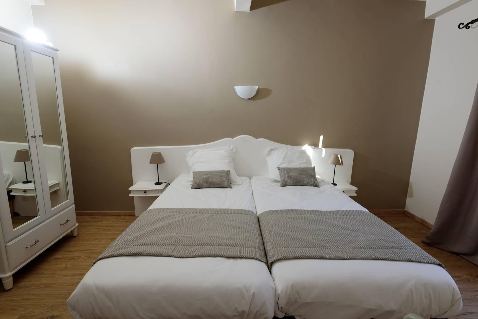 chambre d'hôtel en Provence