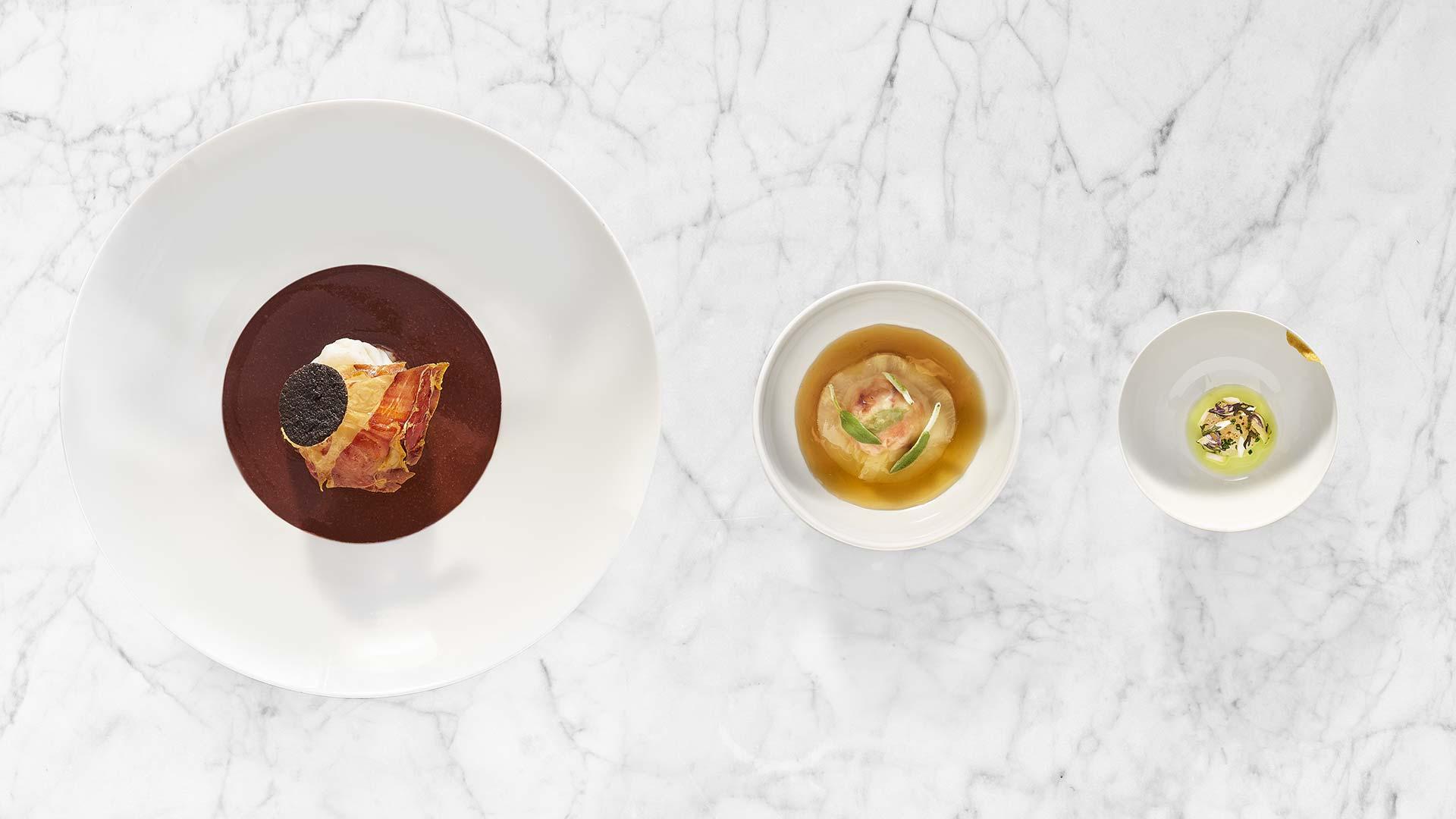 Déjeuner bistronomique - Hôtel de charme Alpilles