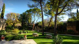 jardin hotel de charme provence