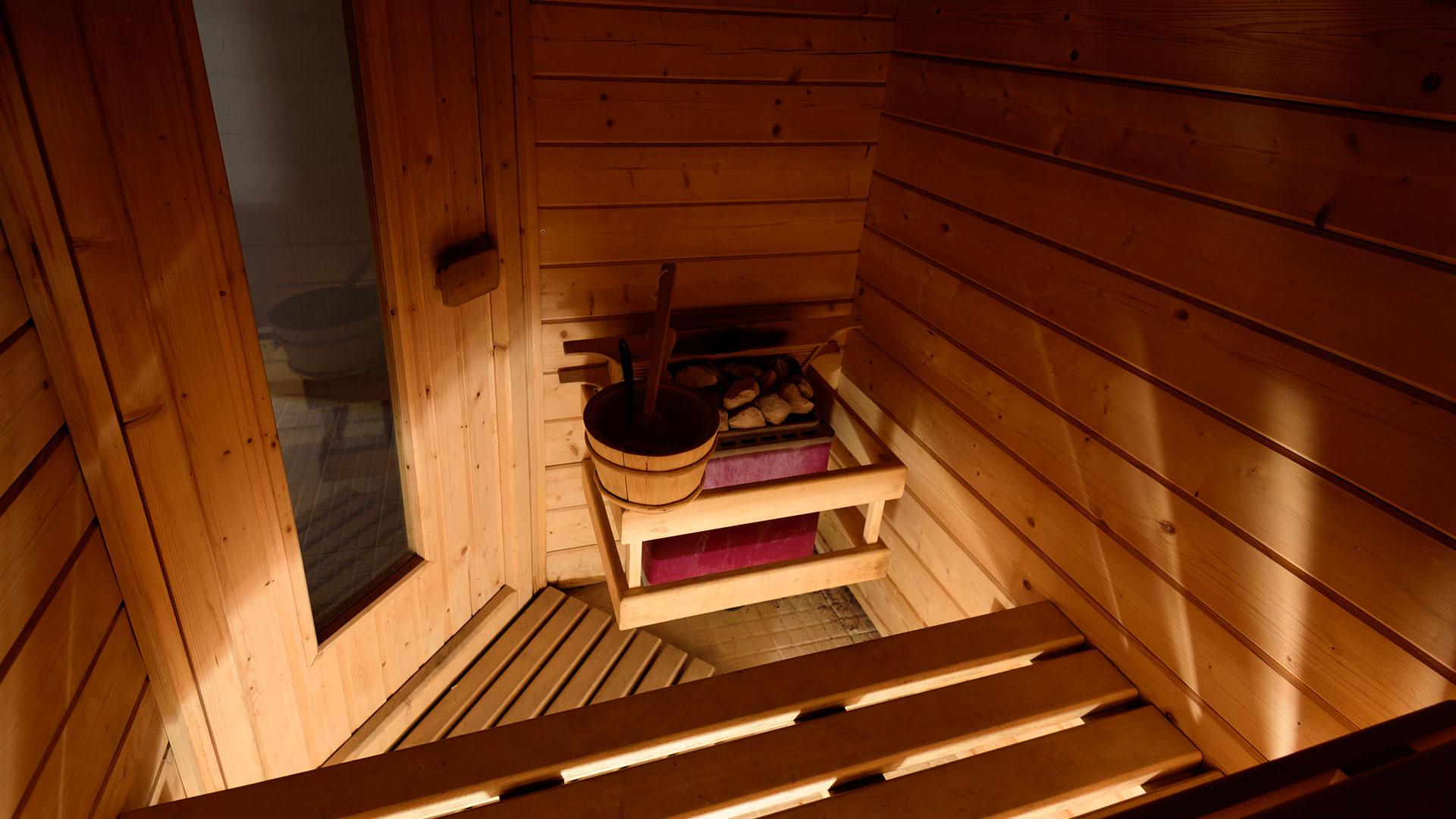 Sauna en Provence : Hôtel Belesso
