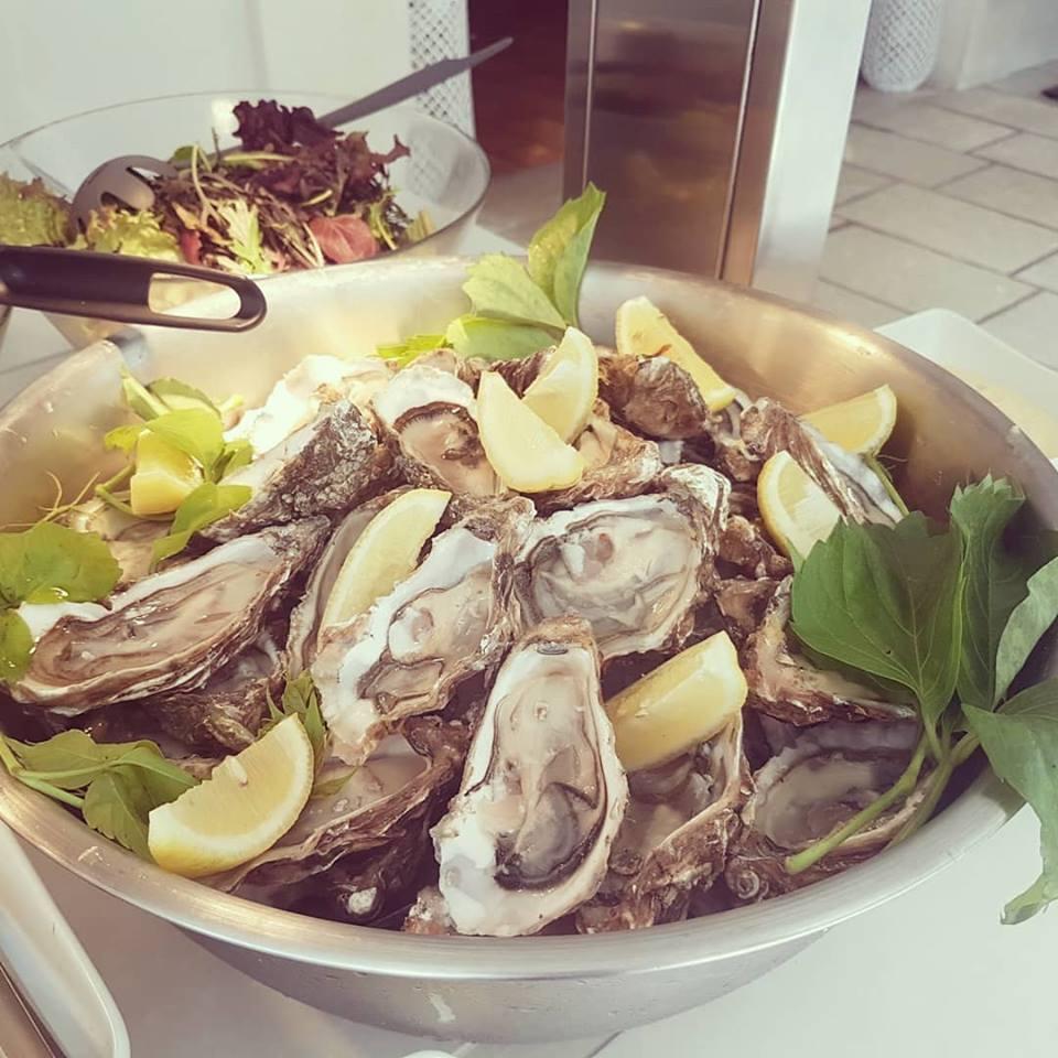 Huîtres - Hôtel de charme Provence