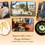 Fêtes hôtel de charme en Provence